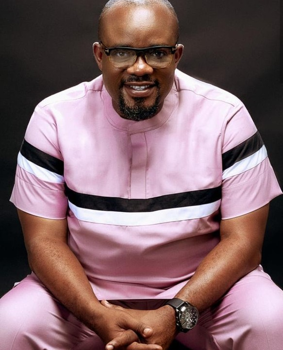 Charles Inojie Celebrates 49th Birthday With New Dapper Photos