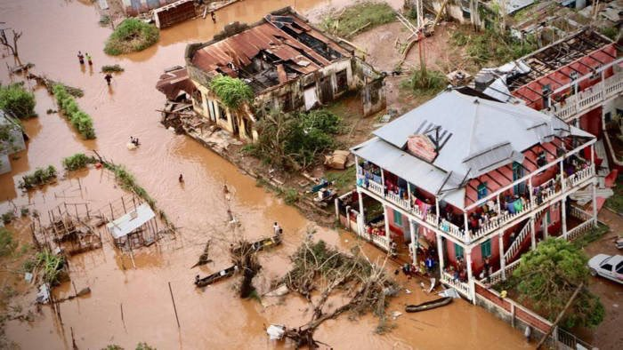 #AfricaIsMourning: 761 Confirmed Dead As Cyclone Idai Hits Mozambique, Zimbabwe And Malawi
