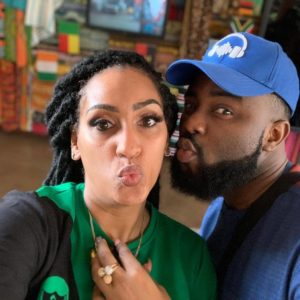 Beautiful Photos From Juliet Ibrahim's 33rd Birthday Party In South Africa