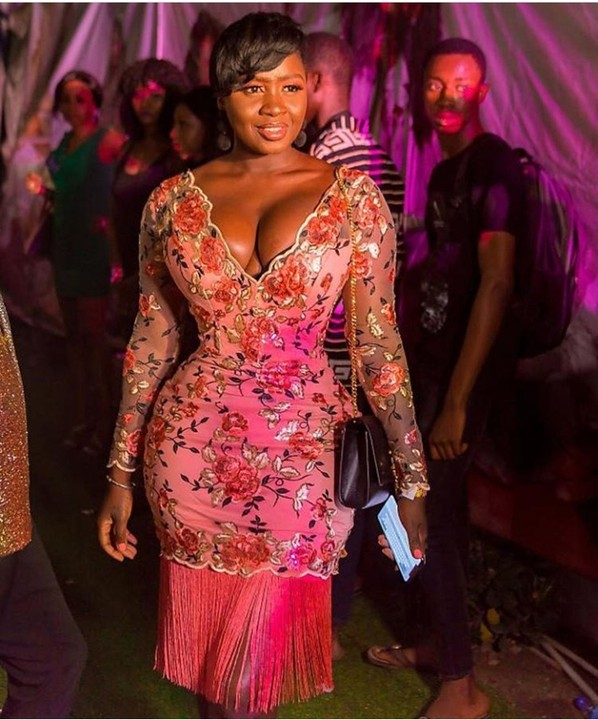 See The Outfit Princess Shyngle Wore To Toyin Lawani's Birthday That Got A Lot Of Tongues Wagging