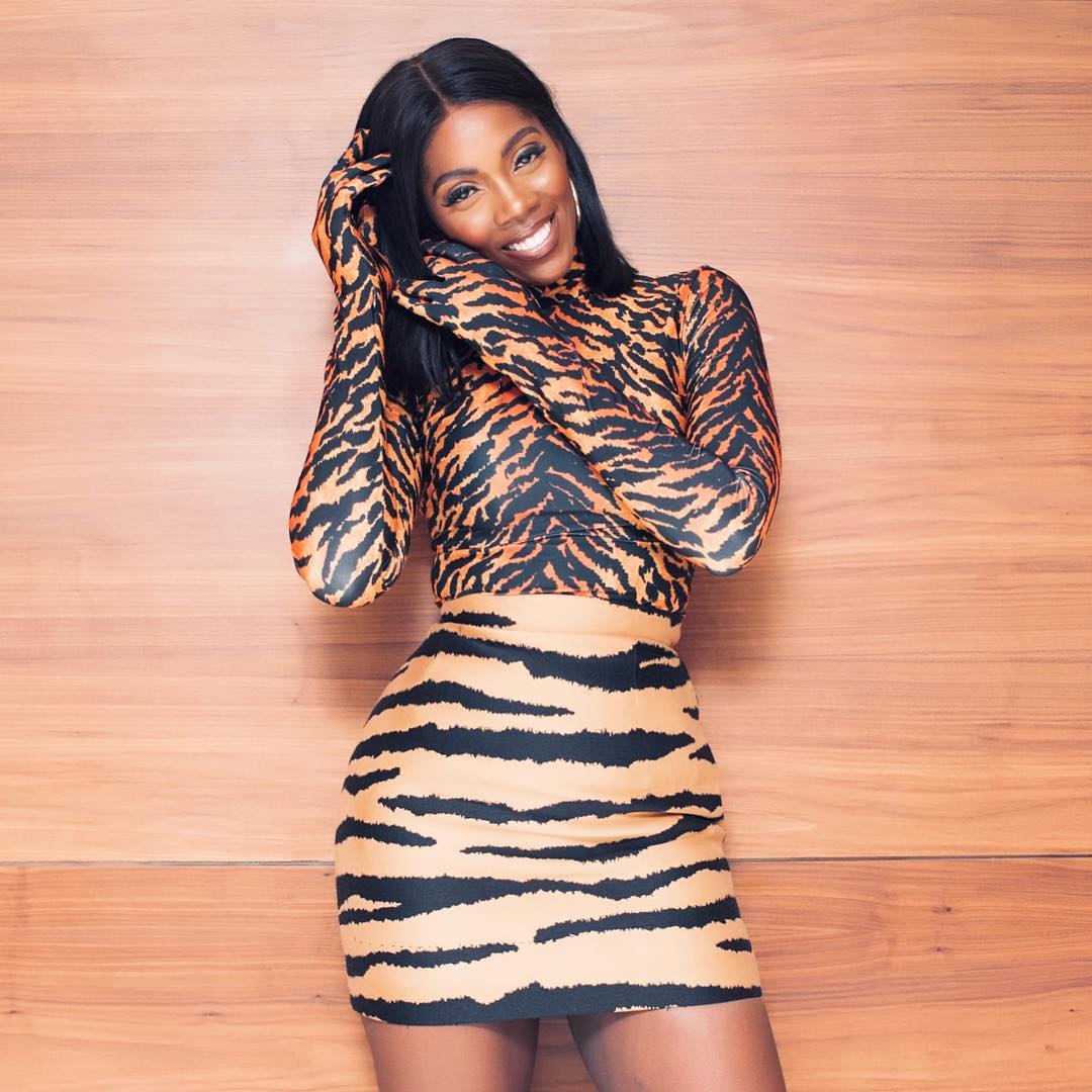 Tiwa Savage Has A Word For Those Trying To Undermine Her Achievements
