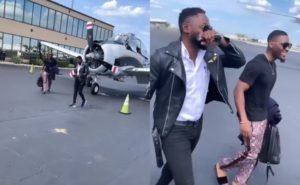 You Won't Believe What BB Naija Miracle Just Did With Tobi Bakre
