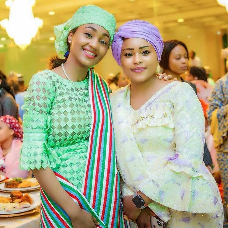 Beautiful Photos Of Zarah Buhari At APC Women And Youth Victory Dinner