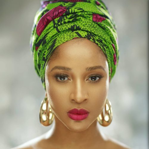 What I Do Anytime I'm About To Give Up – Adesua Etomi Reveals