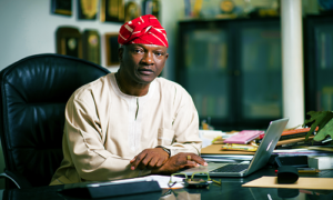 Just In: Jimi Agbaje Dumps PDP