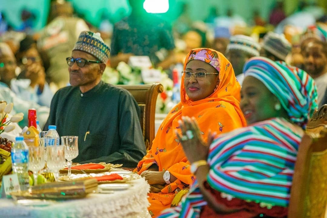 Aisha Buhari Wishes Her Husband's Cabinet Will Have 41.6% Women