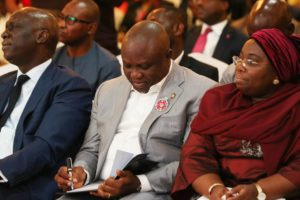 Ambode Hands Over To Sanwo-olu, Here Is His Farewell Address