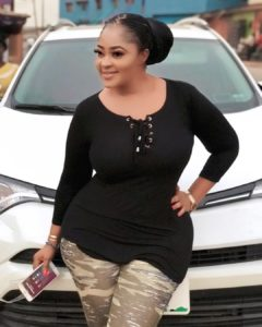 Biodun Okeowo's Heart-touching Message To Her Late Mom As She Acquires New House