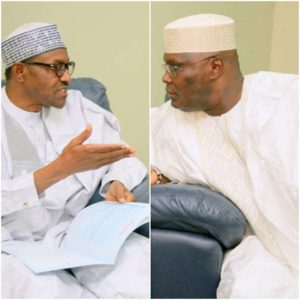 buhari and atiku all naija trends