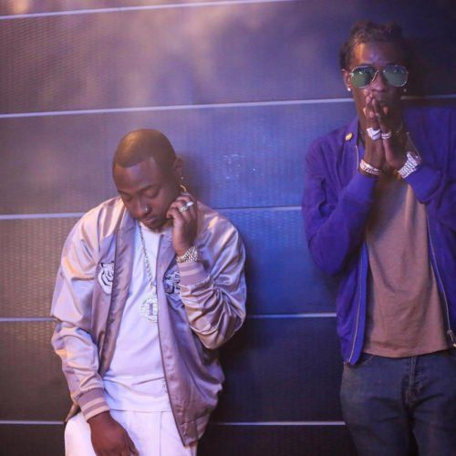Young Thug Releases New Street Anthem 'Lady' Featuring Davido