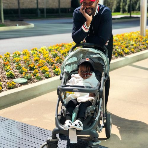 Ebuka Obi-uchendu And His Daughter Are A Perfect Combination