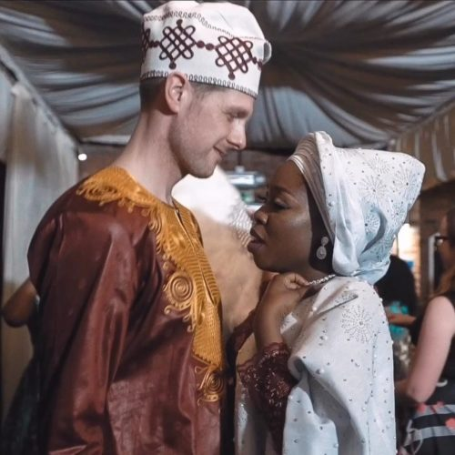 The Best Thing Online Today Is This Wedding Video Of An Oyinbo Man And A Yoruba Bride