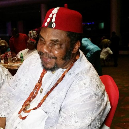 Pete Edochie Celebrates 72nd Birthday Today