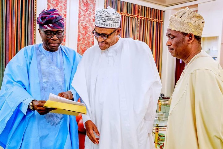 """A Governor Shouldn't Be Called """"His Excellency"""" Except He His Doing Well – Sanwo-olu"""