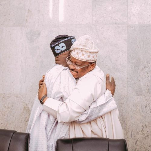 I'm Going To Support Ajimobi, Not Move  Against Him – Tinubu