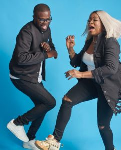 Funke Akindele Shows Off Her Dance Skills As She Celebrates Hubby's Birthday
