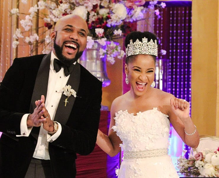Banky W And Adesua Etomi Are Expecting Their First Child