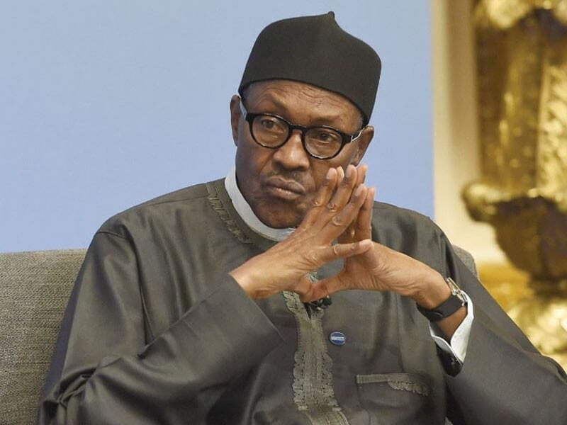 Buhari's Full Speech As He Reacts To #SARsMustEnd Protest