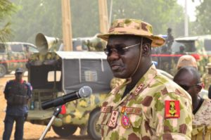Poor Funding Of Military Responsible For Worsening Insecurity – Buratai