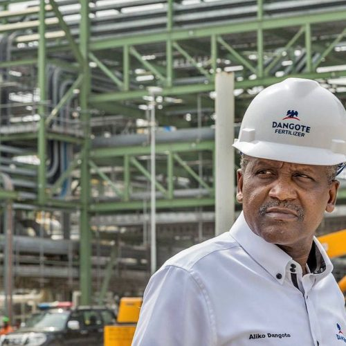 Femi Otedola's Birthday Message To Dangote As He Turns 62 Is The Sweetest Thing Ever