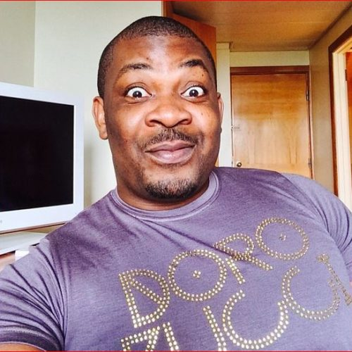 Don Jazzy Now Has A Girlfriend!