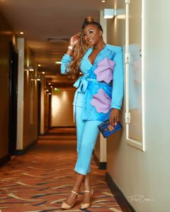 Ini Edo Has This To Say About Herself As She Celebrates 37th Birthday
