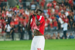 John Ogu Announces Plan To Leave Hapoel Beer Sheva After 5 Years