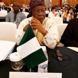 Lai Mohammed: Nigeria Is Safer Today Than It Was In 2015