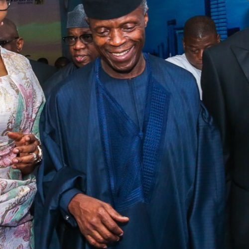 Nigeria's Debt Profile Is Among The Lowest In The World – Osinbajo
