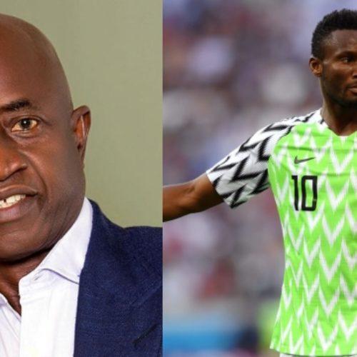 Don't Take Mikel Obi To AFCON 2019, Segun Odegbami Says