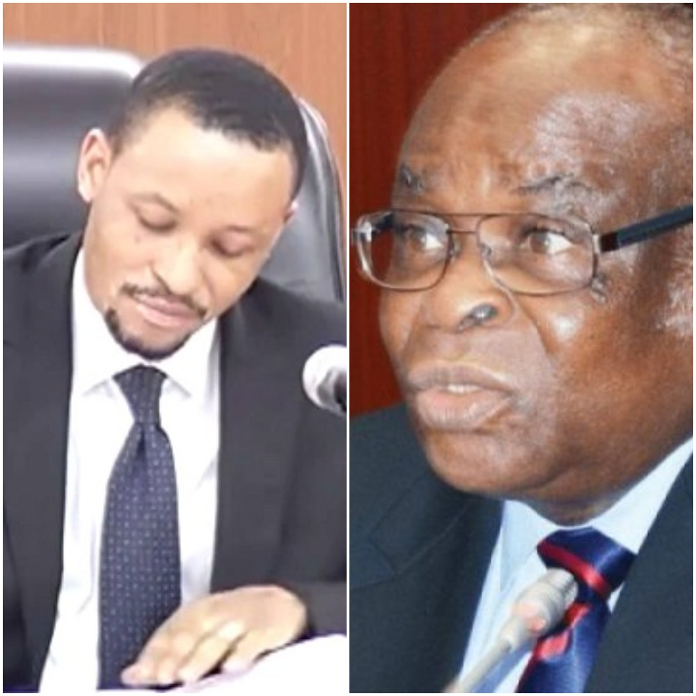 CCT Chairman Danladi Umar Sacks Onnoghen As Chief Justice of Nigeria