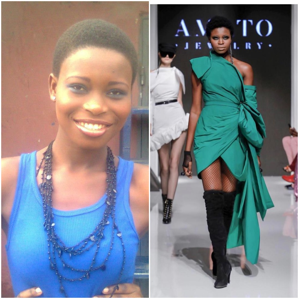 From Nothing To Something! How Blessing Williams Transformed From Poor Local Ajegunle Girl To World Super Model