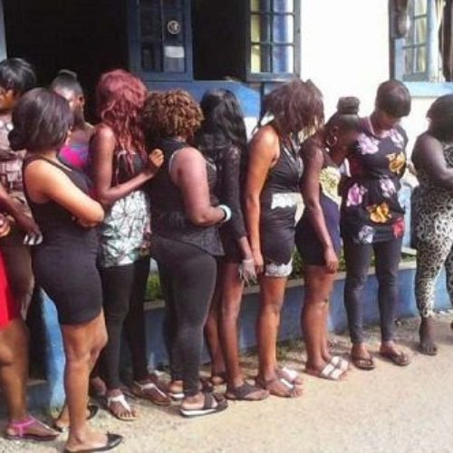 Court Sentences 27 Women To Prison For Prostitution in Abuja