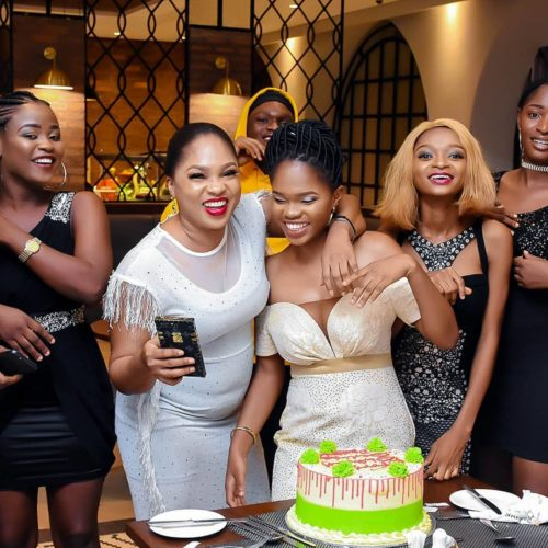 Beautiful Photos From Actress Regina Chukwu's Daughter's 18th Birthday