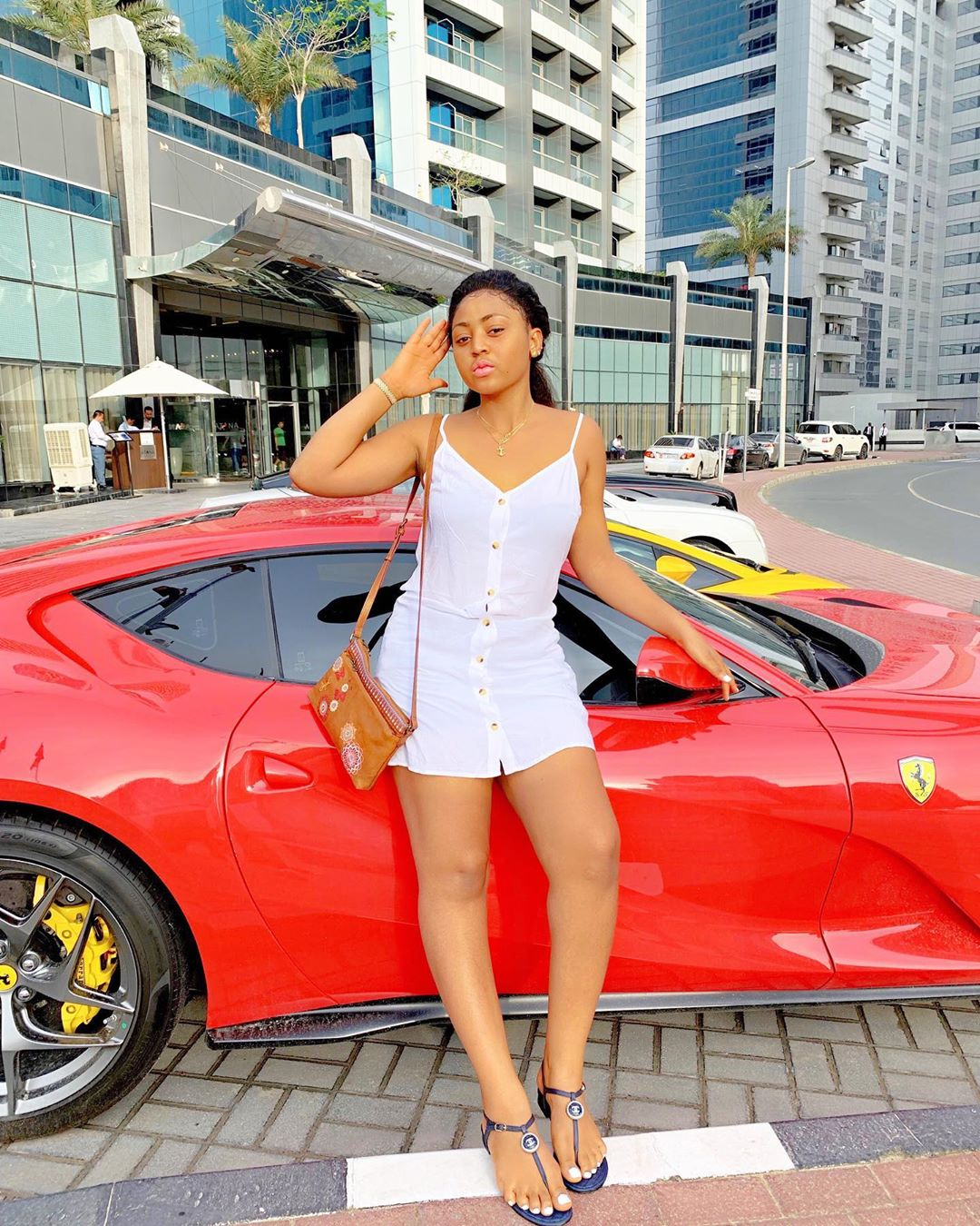 I Love Myself – Regina Daniels As She Shares New Stunning Photos