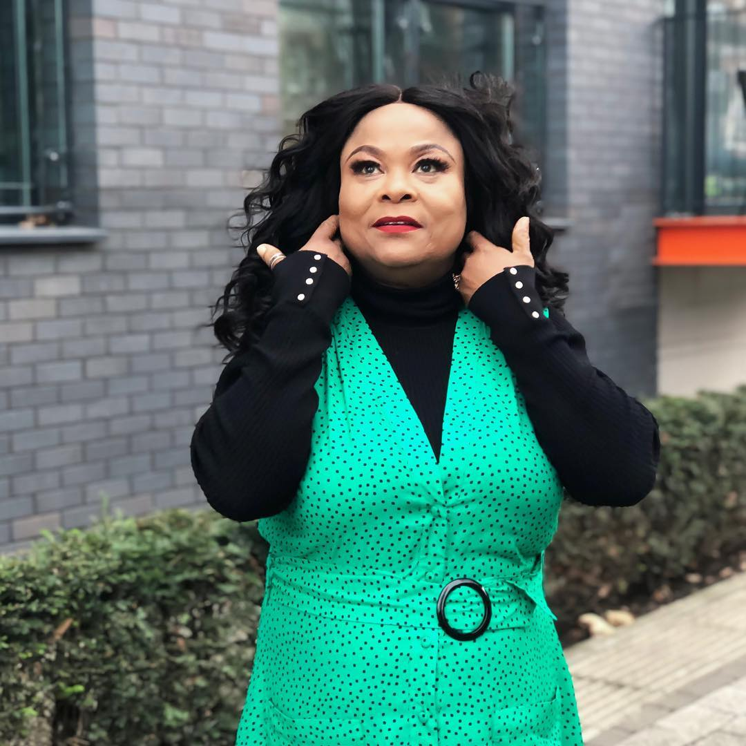 #WCW: Sola Sobowale, The Actress That Nails Every Movie Role