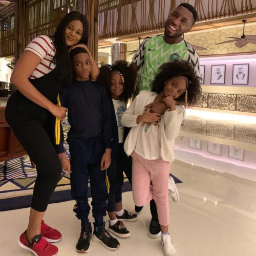 Timi Dakolo's Children Reveal What They Don't Like About Him