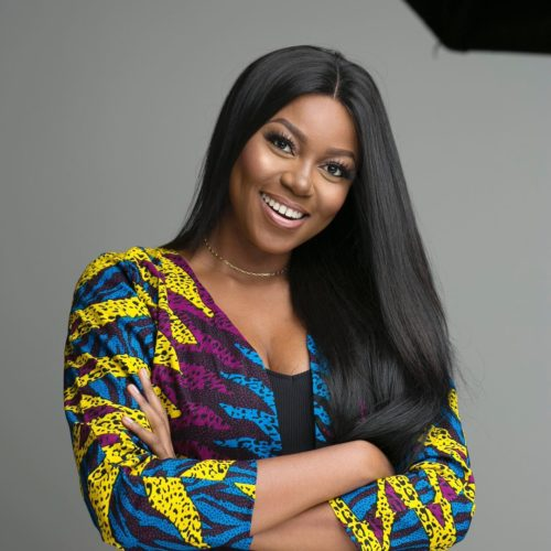 Yvonne Nelson Has A Word For Those That Looks Up To Her