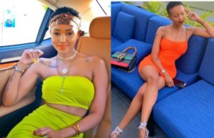 I Regret Having Tattoos – Kenyan Socialite, Huddah Monroe Says