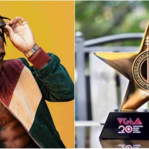 Burna Boy, Shatta Wale, And Other Winners At VGMA 2019