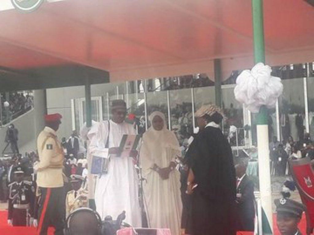 Buhari second term