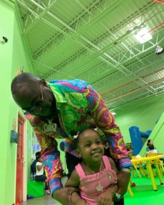 Like Father Like Daughter! Davido Celebrates His Daughter's Birthday In Grand Style