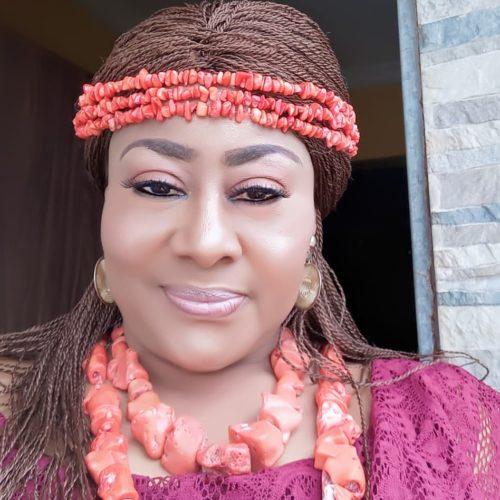 Happy 54th Birthday To Nollywood Actress, Ngozi Ezeonu