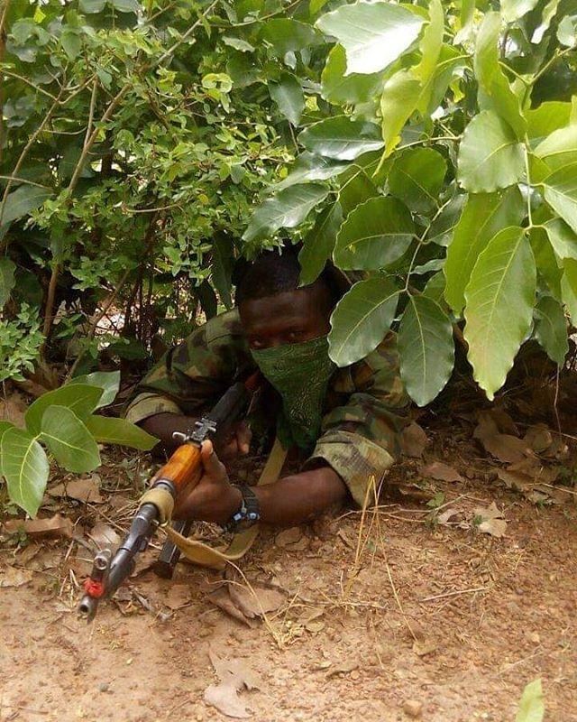 Nigerian Soldier Speaks On Boko Haram Getting N1m Daily And Soldiers Getting N1000