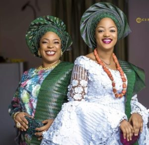 Ooni's Wife Serves Mother Daughter Goals With Her Mom In New Dazzling Photos