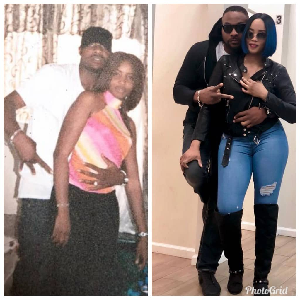 No Happiness Is Without Sorrow! Bolanle Ninalowo Pens Emotional Message As He Shares Throwback Photos With Wife