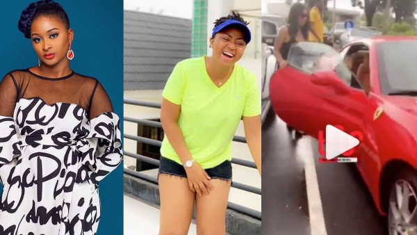 Etinosa To Regina Daniels: Be Careful Of Friends Who Can Steal Your Husband