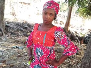 Today Is Leah Sharibu's 16th Birthday