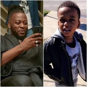 Teddy-A Celebrates His Son's 6th Birthday In The Most Adorable Way
