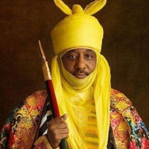 Governor Ganduje To Remove Sanusi As Emir Of Kano